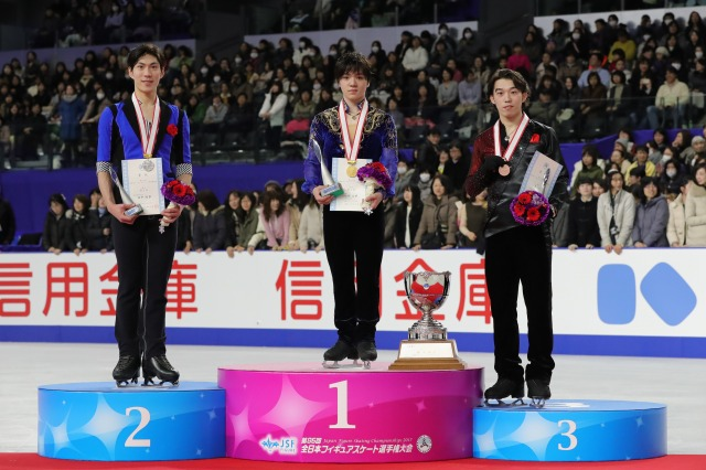 フィギア スケート 全日本 結果